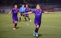 Video trận Sài Gòn thắng Nam Định 3-0