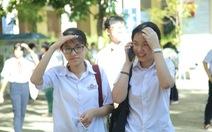 Đề tiếng Anh nhẹ nhàng, thí sinh thi lớp 10 Đà Nẵng thở phào