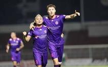 Vòng 10 V-League 2020: CLB Sài Gòn vẫn bất bại