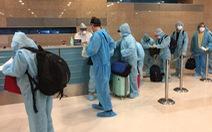 Tiếp tục đón 308 người Việt từ Malaysia về nước