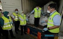 Malaysia chưng hửng với 110 container 'kẽm đặc' là bụi lò thép độc hại