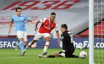 Aubameyang rực sáng, Arsenal hạ Man City vào chung kết Cúp FA