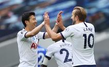 Thảm bại trước Tottenham, Leicester gặp khó trong cuộc đua vào tốp 4