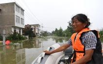 Lũ ụp nhanh, dân làng ở Trung Quốc gần như mất sạch