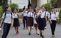 TP.HCM công bố đáp án bài thi tuyển sinh lớp 10