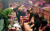 Gần 100 'dân chơi' dương tính với chất ma túy tại quán bar lớn nhất Trảng Bom