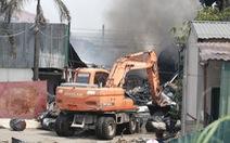 Hà Nội phát hiện hóa chất độc hại vượt 17 lần tại kho hóa chất quận Long Biên