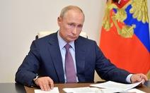 Mỹ, EU nghi Nga gian lận trưng cầu ý dân sửa Hiến pháp để ông Putin cầm quyền đến 2036