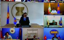 Trung Quốc, ASEAN cam kết tiếp tục đàm phán Bộ quy tắc ứng xử ở Biển Đông