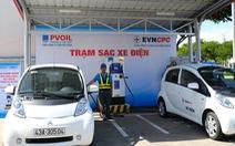 Đà Nẵng đưa vào sử dụng trạm sạc xe điện tại cửa hàng xăng dầu