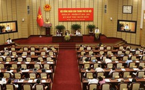 95% đại biểu HĐND Hà Nội chọn chất vấn bằng văn bản, chỉ 3 đại biểu muốn chất vấn trực tiếp