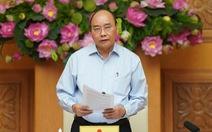 Thủ tướng: Ngành tài chính phải tiếp tục đề xuất gói hỗ trợ kinh tế