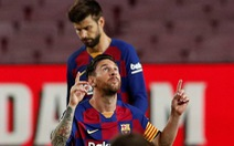La Liga hạ màn, Messi đoạt cú đúp danh hiệu