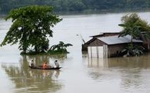 Lũ lụt ập đến Ấn Độ, Nepal: 4 triệu người bỏ nhà đi sơ tán, 189 người chết