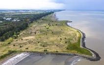 Dự án khu đô thị du lịch lấn biển Cần Giờ: Phải bảo tồn nguyên vẹn rừng ngập mặn