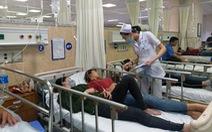 Hơn 100 công nhân nhập viện cấp cứu sau bữa cơm tối đã xuất viện