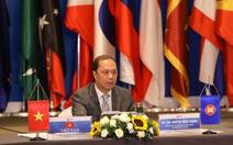 Nhiều nước quan ngại việc quân sự hóa, quấy rối hoạt động kinh tế ở Biển Đông