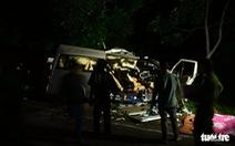 Thủ tướng chỉ đạo khẩn trương điều tra vụ tai nạn tại Bình Thuận