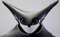 Robot kangaroo làm nhân viên của FamilyMart ở Nhật