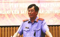Viện Kiểm sát tối cao sẽ kiến nghị xem lại quyết định giám đốc thẩm vụ Hồ Duy Hải