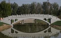Cầu bê tông in 3D dài nhất thế giới
