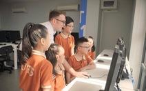 Môi trường học tập chuẩn quốc tế qua góc nhìn của một giáo viên bản ngữ