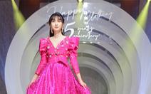 Lynk Lee truyền tải thông điệp tích cực về sự tự tin qua thời trang