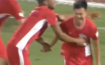 Video trận Viettel hòa Đà Nẵng 1-1