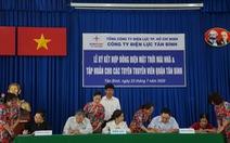Điện lực Tân Bình ký hợp đồng mua bán điện mặt trời mái nhà với 20 khách hàng
