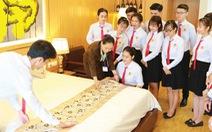 SIU chú trọng đào tạo kỹ năng thực tế cho sinh viên quản trị nhà hàng - khách sạn