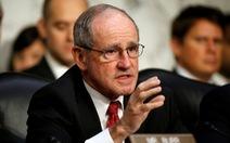 Nghị sĩ Mỹ trình dự luật ngăn 'bá quyền' Trung Quốc