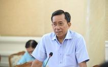 Giám đốc Sở Nội vụ TP.HCM thông tin việc cán bộ bị khởi tố