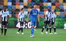 Thua 'sốc' Udinese, Ronaldo và đồng đội lỡ cơ hội vô địch sớm