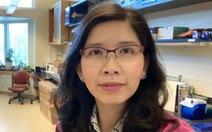 Nữ tiến sĩ Việt dạy ở đại học Mỹ