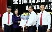 Tân bí thư Thành ủy Bắc Ninh được điều về làm phó giám đốc sở