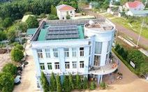Đắk Nông đẩy mạnh phát triển điện mặt trời áp mái