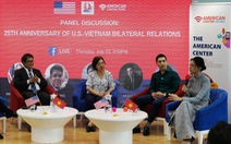 25 năm quan hệ ngoại giao Việt - Mỹ: 25 năm tới sẽ lớn mạnh và ấn tượng hơn