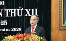 """Bí thư Nguyễn Thiện Nhân: Quận 10 mở các khu chuyên doanh phục vụ người Việt là 'sống' được"""""""