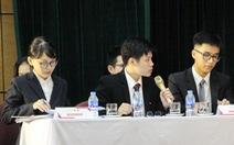 Việt Nam sẽ có hai đội thi chung kết phiên tòa giả định quốc tế