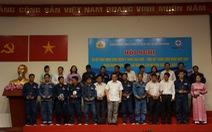 EVNHCMC khen thưởng 18 tập thể và 215 công nhân viên chức lao động