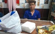 Bắt nhóm 5 người đưa ma túy từ Nghệ An mang vô Đồng Nai bán