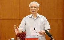 Tổng bí thư, Chủ tịch nước chỉ đạo tập trung xử lý 9 vụ án trọng điểm