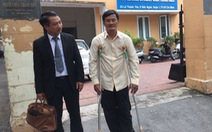 Vụ nghi tài xế cố tình cán qua người nạn nhân: Gần 20 phiên tòa vẫn chưa xong vụ án