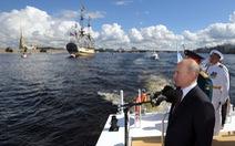 Ông Putin: Nga sắp có vũ khí hạt nhân siêu thanh