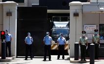 Nhân viên Tổng lãnh sự quán Mỹ ở Thành Đô rời trụ sở trước thời hạn