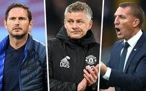 """Hạ màn Giải ngoại hạng Anh (Premier League): Kịch tính cuộc chiến """"3 chọn 2"""""""