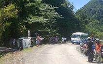 15 người chết trong xe chở đoàn đi họp lớp bị lật, 25 người bị thương
