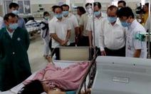 Phó thủ tướng thường trực vào Quảng Bình sau vụ lật xe làm 13 người chết