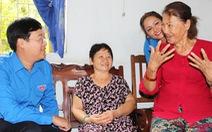 Bí thư thứ nhất Trung ương Đoàn, hoa hậu H'Hen Niê thăm cựu TNXP, gia đình chính sách