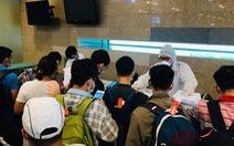 Cần Thơ: Lấy mẫu xét nghiệm tất cả hành khách trên các chuyến bay từ Đà Nẵng